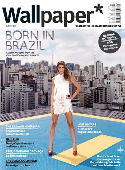 WALLPAPER MAGAZINE Ricardo Figueiredo & Ana Beatriz Barros in Born in Brazil by Stefan Ruiz. www.imageamplified.com, Image Amplified (2)