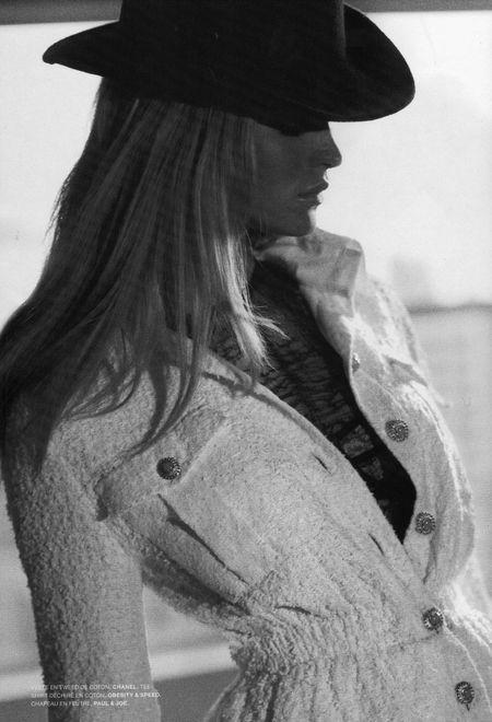 L'OFFICIEL PARIS Erin Heatherton in Macadam Cowboy by Patric Shaw. www.imageamplified.com, Image Amplified (10)