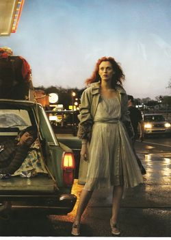 VOGUE Karen Elson & jack White in Frock & Roll by Annie Leibovitz. www.imageamplified.com, Image Amplified (12)