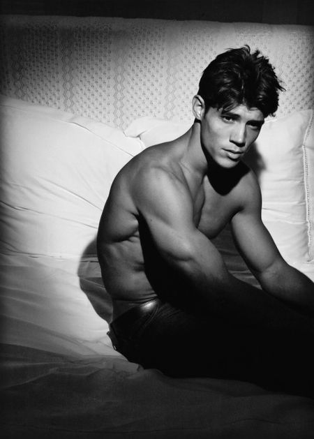 FEATURED MODEL Carlos Freire by Karl Lagerfeld. www.imageamplified.com, Image Amplified (3)