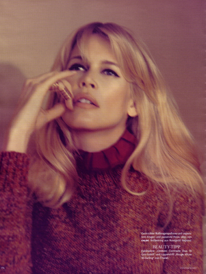 VOGUE GERMANY Claudia Schiffer in A Single Woman by Camilla Akrans. www.imageamplified.com, Image Amplified (3)