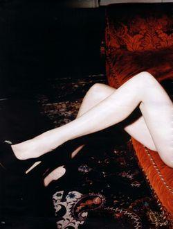 VOGUE GERMANY Claudia Schiffer in Blondshell! Ellen von Unwerth. www.imageamplified.com, Image Amplified (3)