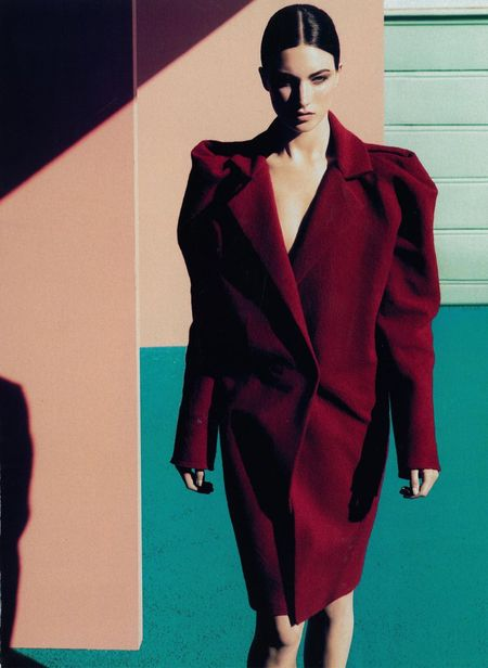 HARPER'S BAZAAR MAGAZINE Jacquelyn Jablonski in What's Next by Camilla Akrans. www.imageamplified (3)