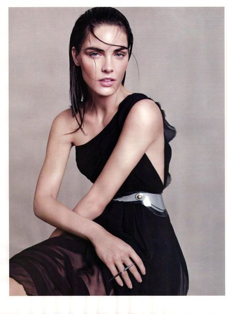 HARPER'S BAZAAR UK Hilary Rhoda in Goddess Complex by Paola Kudacki. www.imageamplified.com, Image Amplified (3)