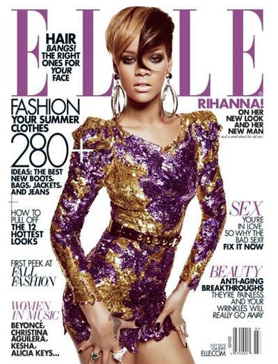 ELLE MAGAZINE Rihanna by Tom Munro. www.imageamplified.com, Image Amplified (4)