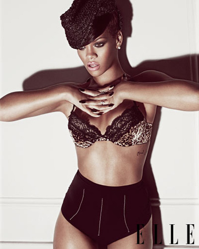 ELLE MAGAZINE Rihanna by Tom Munro. www.imageamplified.com, Image Amplified (2)