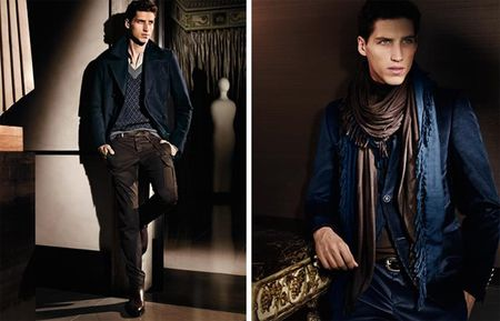 CAMPAIGN: Ryan Kennedy & Alexander Johansson for Gucci Fall 2010. www.imageamplified.com, Image Amplified