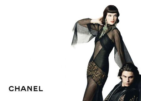 CAMPAIGN Baptiste Giabiconi & Mirte Maas for Chanel Pre-Fall 2010 by Karl Lagerfeld. www.imageamplified.com, Image Amplified (6)