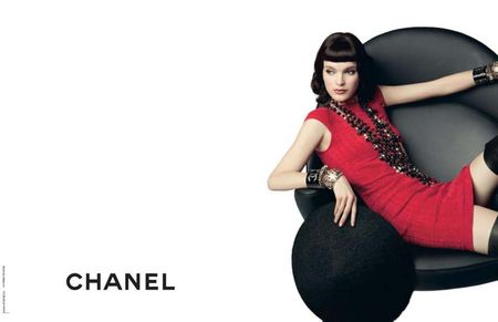 CAMPAIGN Baptiste Giabiconi & Mirte Maas for Chanel Pre-Fall 2010 by Karl Lagerfeld. www.imageamplified.com, Image Amplified (4)