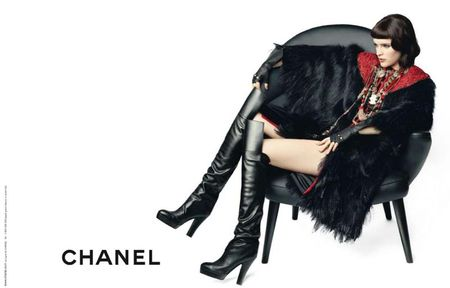 CAMPAIGN Baptiste Giabiconi & Mirte Maas for Chanel Pre-Fall 2010 by Karl Lagerfeld. www.imageamplified.com, Image Amplified (2)