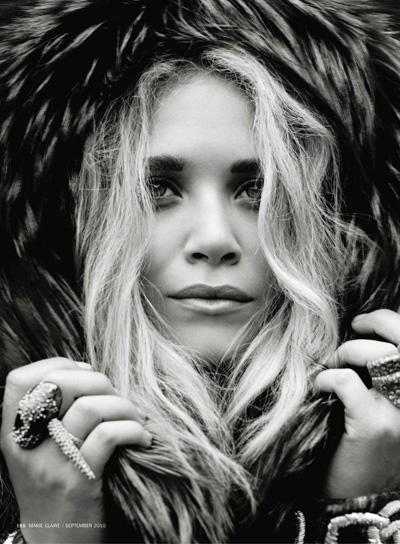 MARIE CLAIRE MAGAZINE Mary-Kate Olsen in Singular Sensation by Tesh. Alison Edmond, September 2010, www.imagemaplified.com, Image Amplified (3)