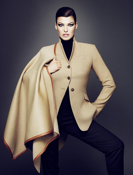 CAMPAIGN Linda Evangelista for Talbots Fall 2010 by Mert & Marcus. www.imageamplified.com, Image Amplified (2)