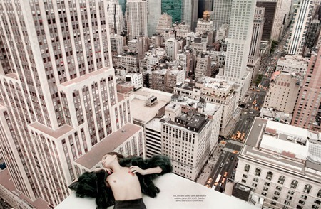 DRESS TO KILL MAGAZINE Irina Vodolazova & Heather in New York Spirit by Karine Basilio. Tammy Eckenswiller. www.imageamplified.com, Image Amplified (8)