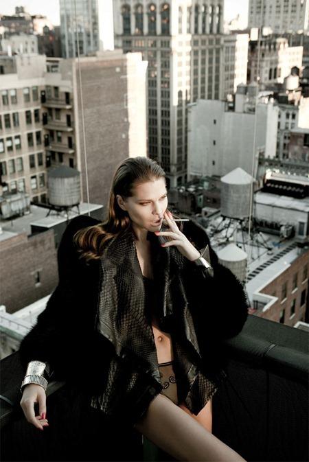 DRESS TO KILL MAGAZINE Irina Vodolazova & Heather in New York Spirit by Karine Basilio. Tammy Eckenswiller. www.imageamplified.com, Image Amplified (6)