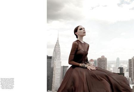 DRESS TO KILL MAGAZINE Irina Vodolazova & Heather in New York Spirit by Karine Basilio. Tammy Eckenswiller. www.imageamplified.com, Image Amplified (7)