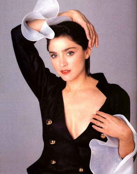 STYLE REWIND Madonna for Harper's Bazaar, May 1988 by Francesco Scavullo. www.imageamplified.com, Image Amplified (2)