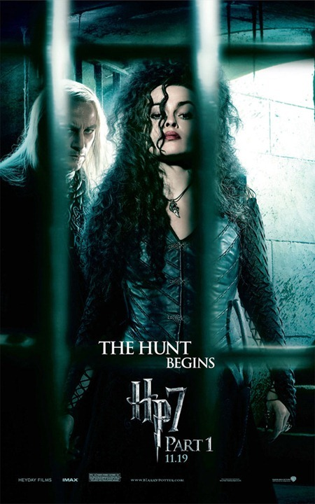 UPCOMING MOVIES Harry Potter and the Deathly Hallows Part 1, Starring Daniel Radcliffe, Emma Watson & Rupert Grint Out November 19, 2010 (5)
