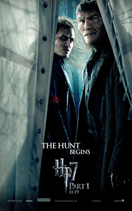 UPCOMING MOVIES Harry Potter and the Deathly Hallows Part 1, Starring Daniel Radcliffe, Emma Watson & Rupert Grint Out November 19, 2010 (2)