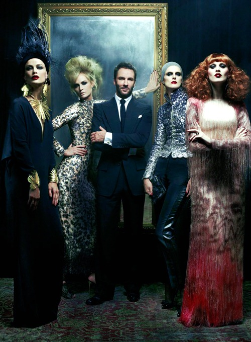 VOGUE MAGAZINE Tom Ford in Mr. Ford Returns by Steven Meisel. December 2010, www.imageamplified.com, Image Amplified (1)