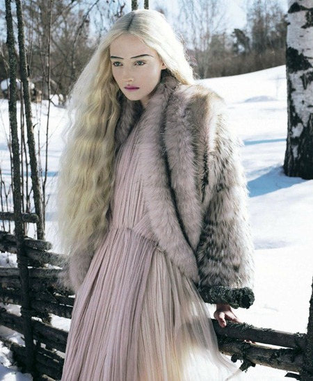 THE NEW YORK TIMES STYLE MAGAZINE Amanda Norgaard in Winter Sonata by Sofia Sanchez and Mauro Mongiello. Anne Christensen, Winter 2010, www.imageamplified.com, Image Amplified (2)