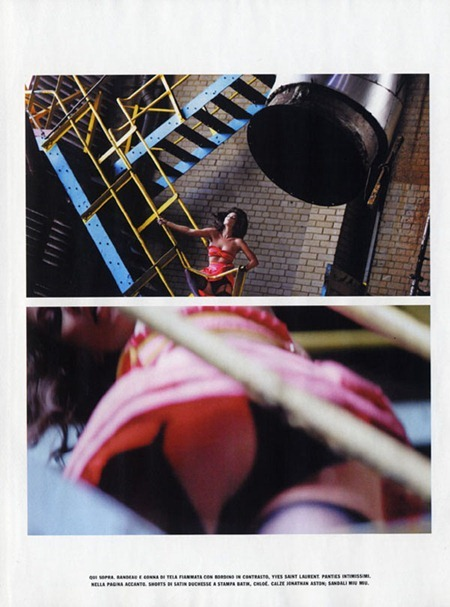 VOGUE ITALIA Kate Moss by Nick Knight. Edward Enninfl, December 2010, www.imageamplified.com, Image Amplified (7)