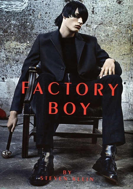 GQ STYLE UK Mich Norris in Factory Boy by Steven Klein. David Braushaw, Fall Winter 2010, www.imageamplified.com, Image Amplfiied (6)