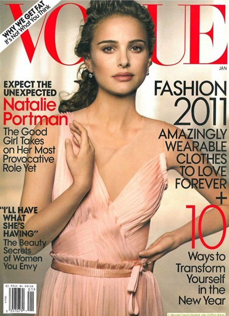 VOGUE MAGAZINE Natalie Portman in Spread Her Wings by Peter Lindbergh. Tonne Goodman, January 2011, www.imageamplified.com, Image Amplified (5)