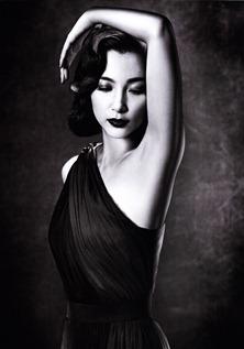 VOGUE CHINA Li Bingbing in Silent Emotion by Max Vadukul. Nicoletta Santoro, January 2011, www.imageamplified.com, Image Amplified (8)