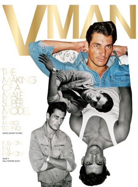 STYLE REWIND David Gandy in The Making of a Male Supermodel for VMan Magazine, 2007 by Mario Testino. www.imageamplified.com, Image Amplified (6)