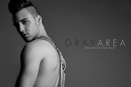 FEATURED MODEL Tony Apollo in Gray Area by Tony Veloz. www.imageamplified.com, Image Amplified (2)