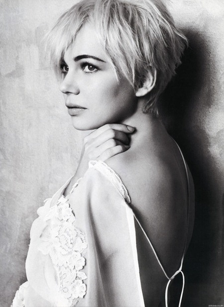 MARIE CLAIRE MAGAZINE Michelle Williams in Belle Michelle by Tesh. Alison Edmond, February 2011, www.imageamplified.com, Image Amplified (5)