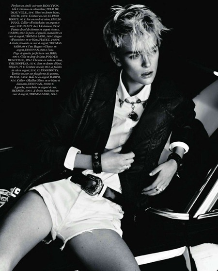 VOGUE PARIS Milou Van Groesen in Miss Vogue by Josh Olins. February 2011, www.imageamplified.com, Image Amplified (3)