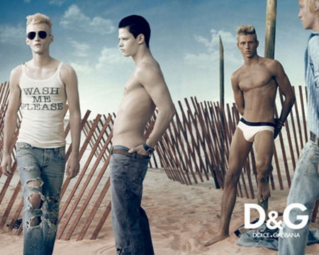 WE ♥ DOLCE & GABBANA Evandro Soldati for Dolce & Gabbana Spring Summer 2007 by Steven Klein. www.imageamplified.com, Image Amplified (4)