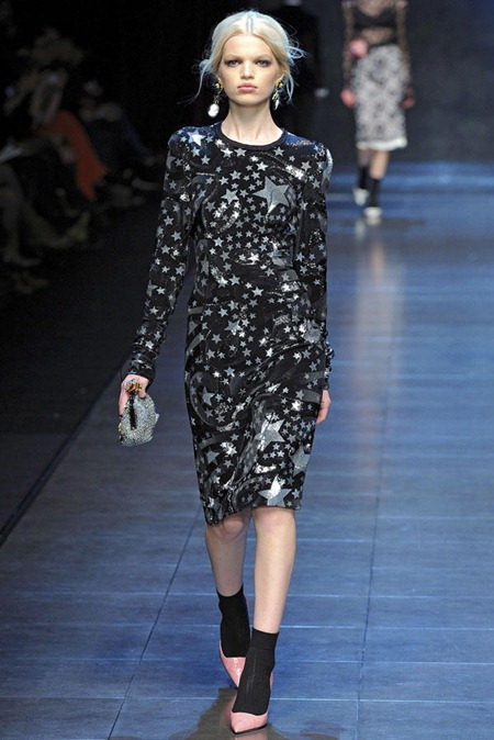 MILAN FASHION WEEK Dolce & Gabbana Fall 2011. www.imageamplified.com, Image Amplified (52)