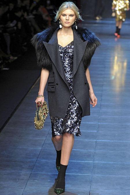 MILAN FASHION WEEK Dolce & Gabbana Fall 2011. www.imageamplified.com, Image Amplified (20)
