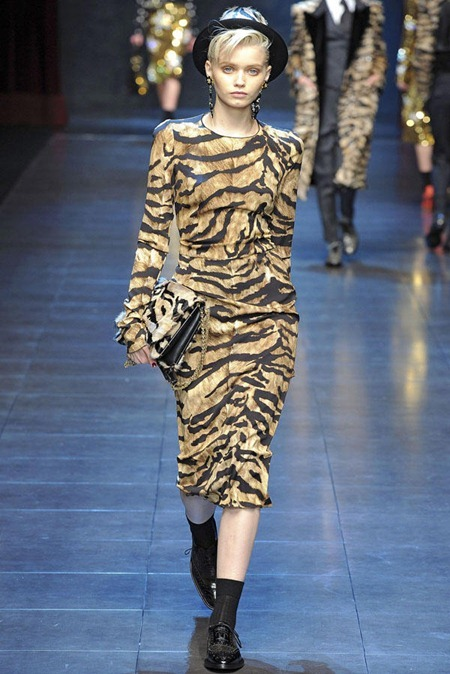 MILAN FASHION WEEK Dolce & Gabbana Fall 2011. www.imageamplified.com, Image Amplified (25)