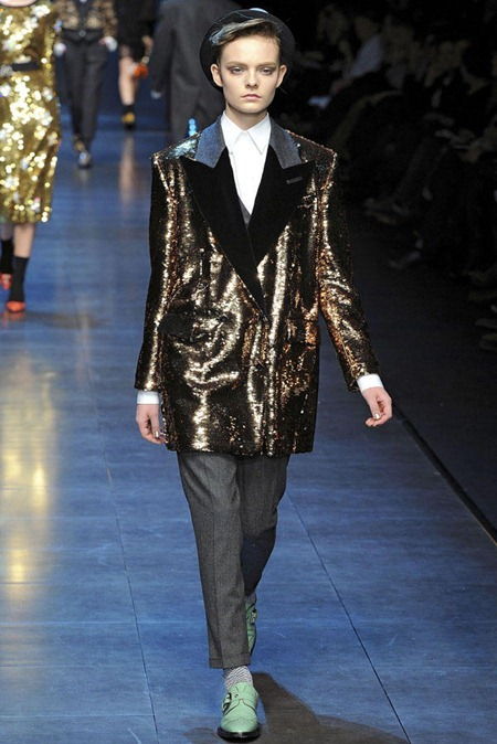 MILAN FASHION WEEK Dolce & Gabbana Fall 2011. www.imageamplified.com, Image Amplified (29)