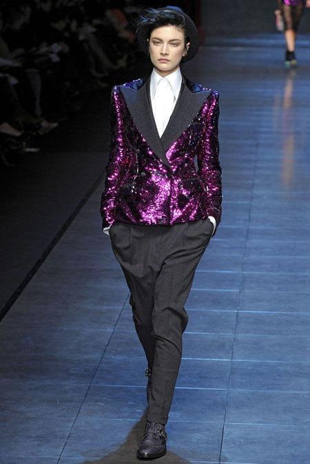 MILAN FASHION WEEK Dolce & Gabbana Fall 2011. www.imageamplified.com, Image Amplified (36)