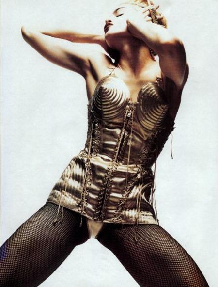 STYLE REWIND Madonna for Harper's Bazaar, June 1990 by Jean Baptiste Mondino. www.imageamplified.com, Image Amplified (5)