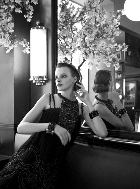 NUYOU SINGAPORE Anastasia Kuznetsova in Chanel by Wee Khim. April 2011, www.imageamplified.com, Image Amplified (4)