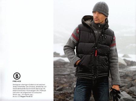 Barbara Maurer campaign michael gstoettner for bogner woolrich winter 2010 by