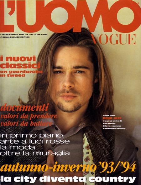 CELEBRITY STYLE REWIND Brad Pitt by Cliff Watts. August 1993, www.imageamplified.com, Image Amplified (5)
