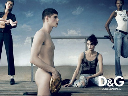 WE ♥ DOLCE & GABBANA Evandro Soldati for Dolce & Gabbana Spring Summer 2007 by Steven Klein. www.imageamplified.com, Image Amplified (2)