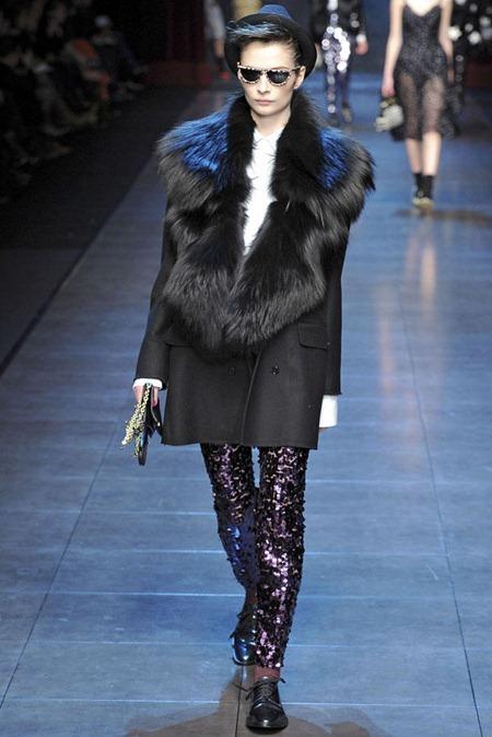 MILAN FASHION WEEK Dolce & Gabbana Fall 2011. www.imageamplified.com, Image Amplified (14)