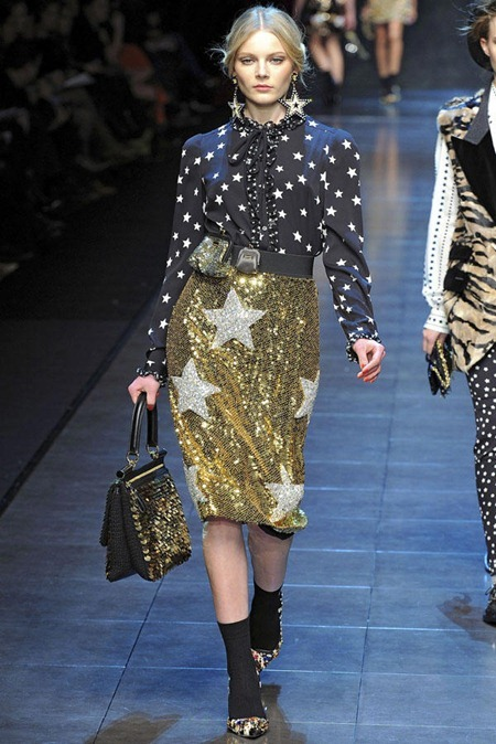MILAN FASHION WEEK Dolce & Gabbana Fall 2011. www.imageamplified.com, Image Amplified (27)