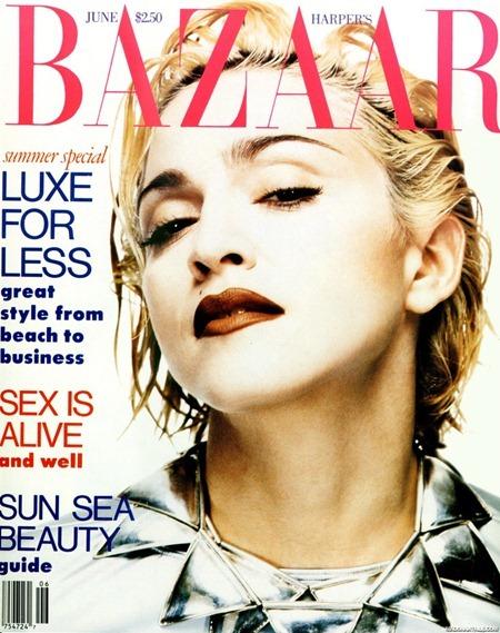 STYLE REWIND Madonna for Harper's Bazaar, June 1990 by Jean Baptiste Mondino. www.imageamplified.com, Image Amplified (8)