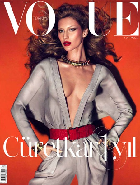 VOGUE TURKEY Gisele Bundchen by Mert & Marcus. George Cortina, March 2011, www.imageamplified.com, Image Amplified (7)