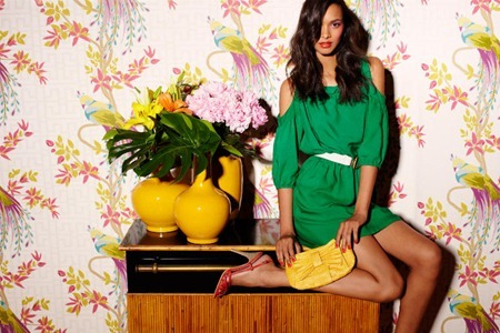 CAMPAIGN Lais Ribeiro for Blanco Color Splash Summer 2011 by David Dunan. www.imageamplified.com, Image Amplified (8)