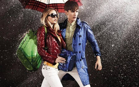 CAMPAIGN Cara Delevingne for Burberry April Showers 2011 by Jacob Sutton. www.imageamplified.com, Image Amplified (2)