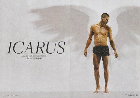 STYLE REWIND Chad White in Icarus for OUT, September 2008 by Francois Rosseau. Sam Jaradeh, www.imageamplified.com, Image Amplified (1)
